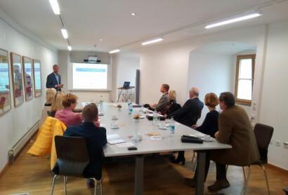 30. Beiratssitzung des Bayerischen Golf- und Thermenlands
