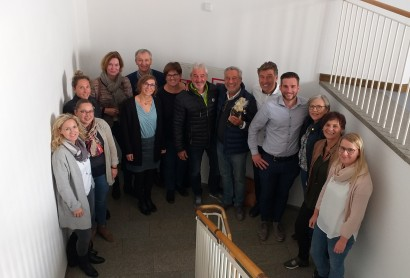 Verabschiedung hochgeschätzter Kollegen aus dem Arbeitskreis Bayerischer Wald