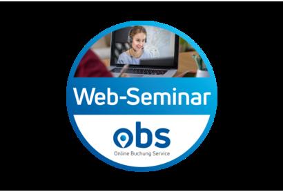 Erinnerung: Kostenloses Web-Seminar am 29.10. exklusiv für alle OBS-Gastgeber und Interessierte!
