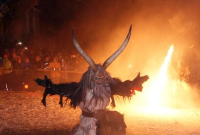 Wuide Jagd mit der Drud – es ist Rauhnacht