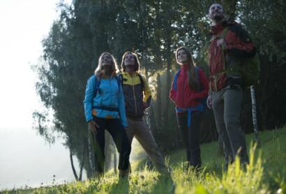 Smart unterwegs im Oberpfälzer Wald mit dem neuen Natur-Navi
