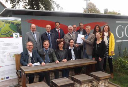 Landschaftspflegeverband Neumarkt übernimmt Geschäftsstelle des Regionalparks QuellenReich