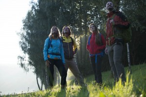 Goldsteigwandern im Oberpfälzer Wald