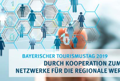 Bayerischer Tourismustag 2019