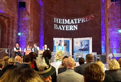 Die Zeitschrift Schöner Bayerischer Wald erhält Heimatpreis Bayern