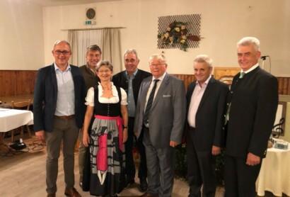 65 Jahre Tourismusverein Wegscheid