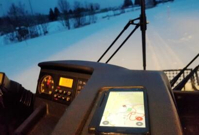 Zweimal digitales Gespür für Schnee