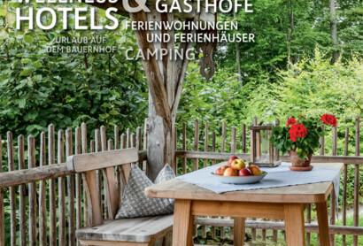 Gastgeberverzeichnis Bayerischer Wald 2020