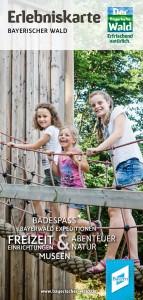 Titel Erlebniskarte Bayerischer Wald 2019