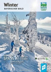 Winterfreizeit und Winterurlaub Bayerischer Wald
