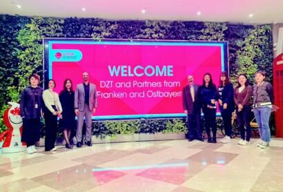 Gemeinsame Präsentation von Ostbayern und Franken in Hongkong und in Peking