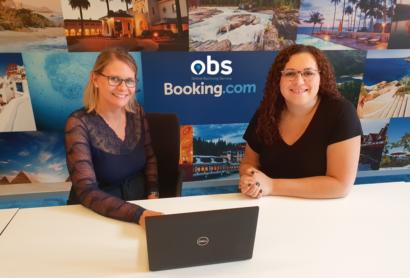 Das Webinar in Zusammenarbeit mit Booking.com war ein voller Erfolg!