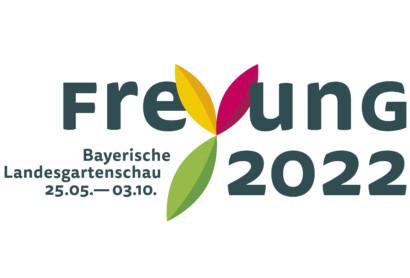 Stadt Freyung enthüllt Logo für Bayerische Landesgartenschau 2022