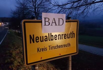 Aus Neualbenreuth wird Bad Neualbenreuth