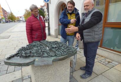 """Wiener Radioreporter besucht """"Sightsleeping City"""" Neumarkt"""
