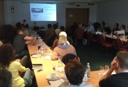 Netzwerktreffen mit Jahresversammlung der Premiumpartner-Betriebe