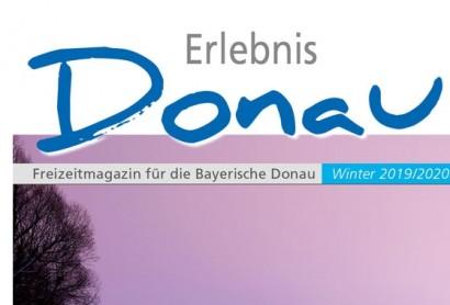 Winterausgabe von Erlebnis Donau erschienen