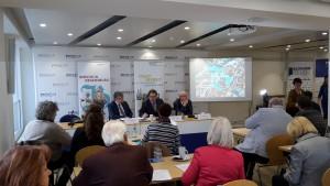 Pressekonferenz MdBG