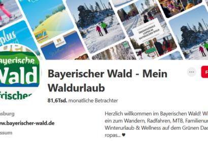 NEU: Der Bayerische Wald auf Pinterest