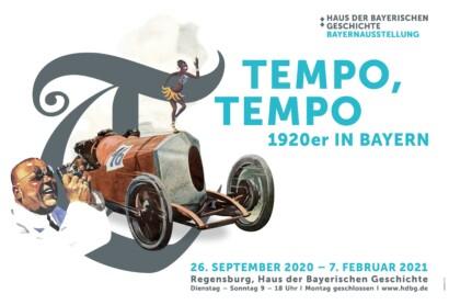 Tempo, Tempo – 1920er in Bayern