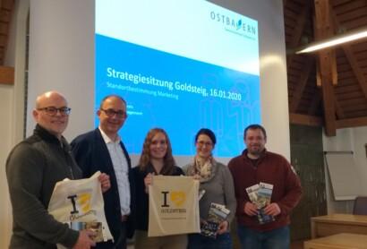 Goldsteig-Informationsveranstaltung im Landkreis Freyung-Grafenau