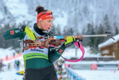 Grünes Licht für den IBU Cup Biathlon