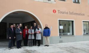 Eröffnung zweite Tourist-Info in Regensburg
