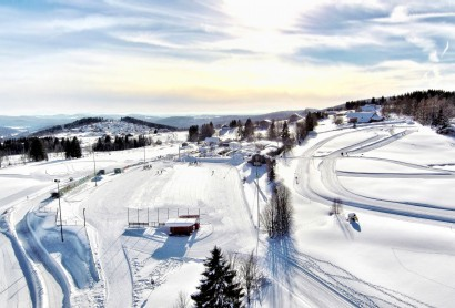 IPC Cross Country Skiing World Cup in Finsterau
