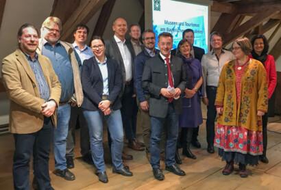 """Netzwerktreffen """"Museen und Tourismus am Bayerischen Donaulimes"""""""
