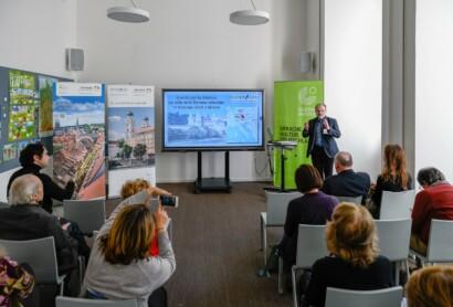 Präsentation der Ostbayerische Städte in Italien