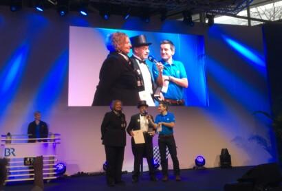 Medaille für besondere Verdienste um die bayerische Gastlichkeit für Matthias Schmid