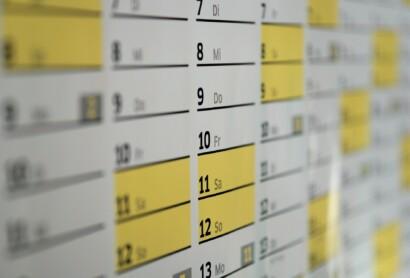 Save the date! Jahrestagung 2020 – Bayerisches Zentrum für Tourismus