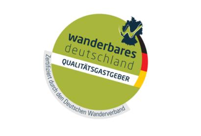 Verschiebung Zertifizierungen Qualitätsgastgeber Wanderbares Deutschland