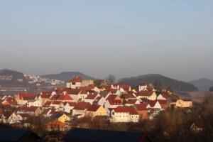 Lupburg im Bayerischen Jura