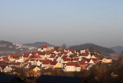Filmischer Spaziergang durch Lupburg