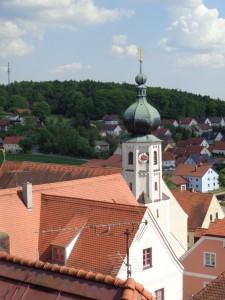 St. Barbara Lupburg