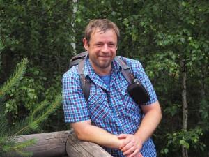 Wegemanager Uwe Stanke