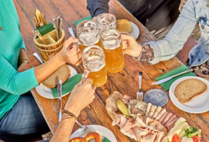 ARBERLAND Wander-Stammtisch: Geführte Touren auf Deutschlands 1. Bierfernwanderweg