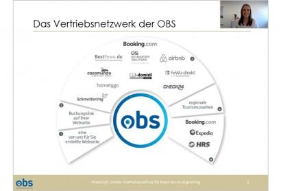 OBS Webinar: Starke Vertriebspartner für Ihren Buchungserfolg