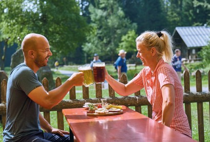 """Virtuelle Eröffnung des 1. Bierfernwanderweges Deutschlands """"Bier-Ge(h)nuss im ARBERLAND"""""""