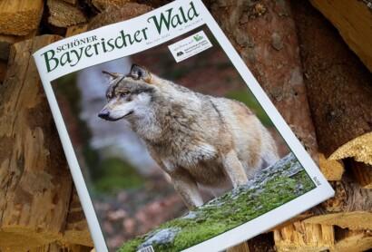 Zeitschrift Schöner Bayerischer Wald feiert mit dem Nationalpark