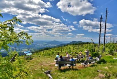 Sehnsuchtsorte und Lieblingsplätze im Bayerischen Wald