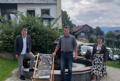 Infobesuche bei neu gewählten Bürgermeistern der Ferienregion Nationalpark Bayerischer Wald