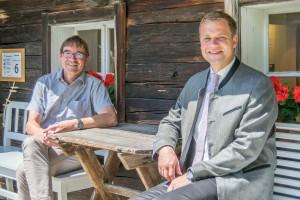 Dr. Volker Herrmann und Dr. Olaf Heinrich