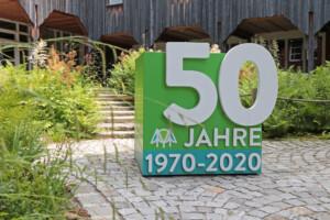 Fotowürfel zu 50 Jahren Nationalpark Bayerischer Wald