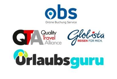 QTA, Globista und Urlaubsguru sind neuer Partner der OBS