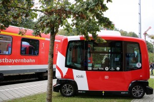 autonomer Bus