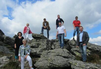 Sommertour der niederbayerischen SPD Abgeordneten im Bayerischen Wald