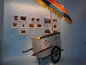 Museum der Bayerischen Geschichte - Eiswagen Da Peppo