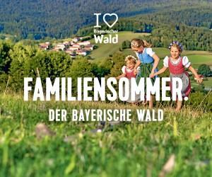 Familiensommer Bayerischer Wald